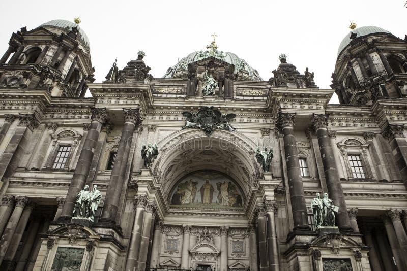 Berlin Cathedral (DOM) del berlinese, Berlino immagine stock libera da diritti
