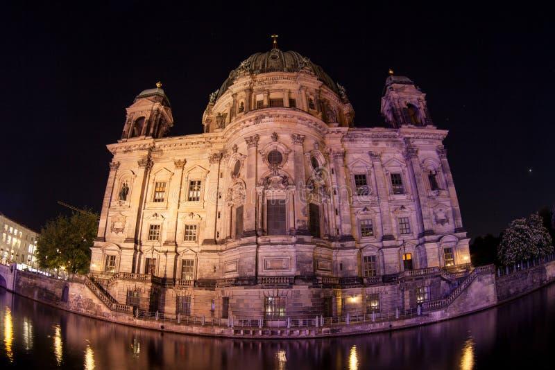 Berlin Cathedral, o DOM del berlinese fotografia stock