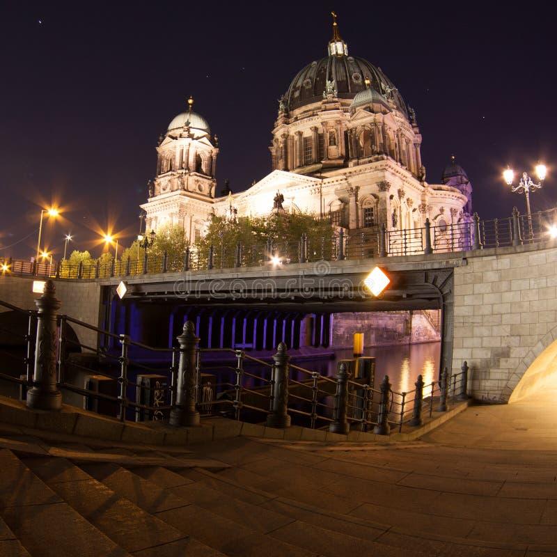 Berlin Cathedral, o DOM del berlinese fotografia stock libera da diritti