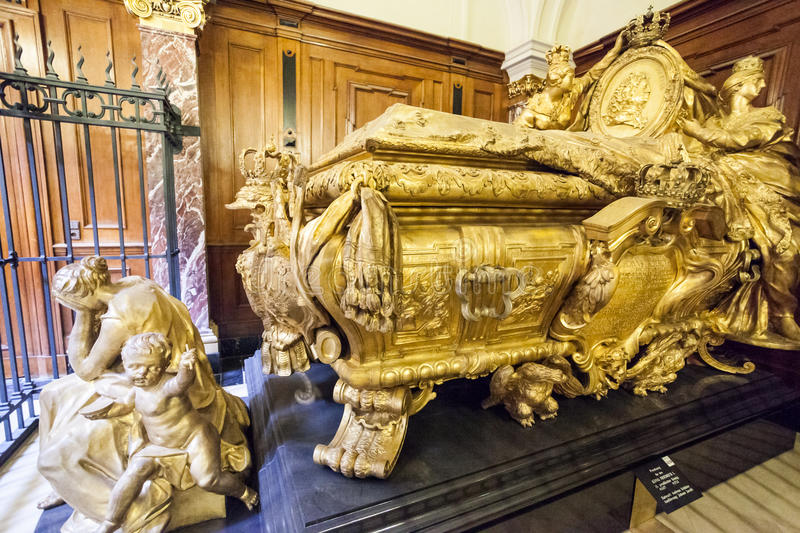 Berlin Cathedral Pulpit royalty-vrije stock afbeelding