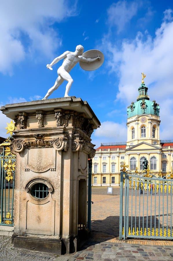 Berlin charlottenburg royalty free stock photos