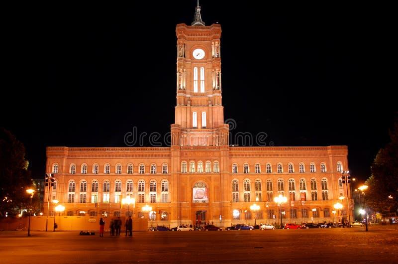 Download Berlin city hall stock image. Image of berlin, rathaus - 11260697