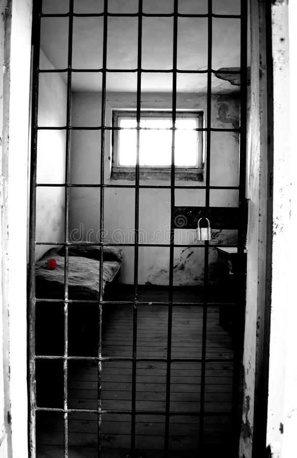 Berlin - concentration camp Sachsenhausen royalty free stock image