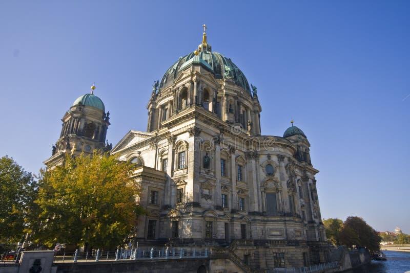 berlin dom royaltyfri foto