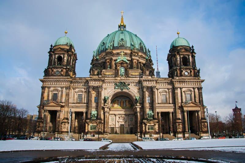 Berlin Dom fotografía de archivo libre de regalías