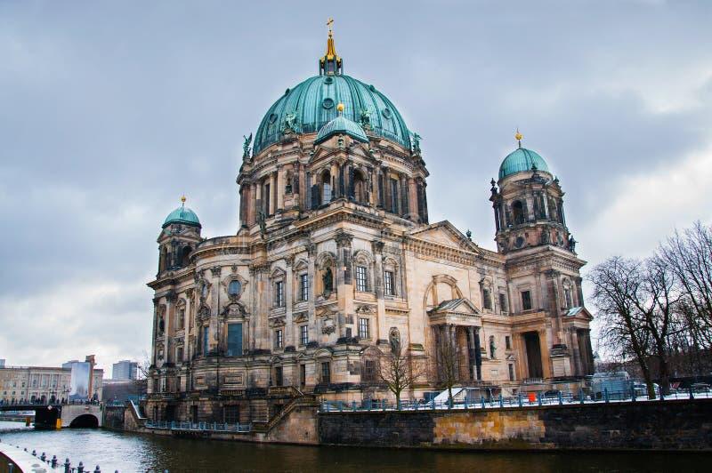 Berlin Dom imágenes de archivo libres de regalías