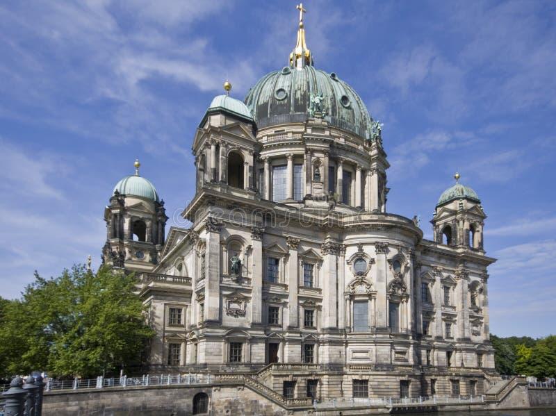 Berlin Dom arkivbilder