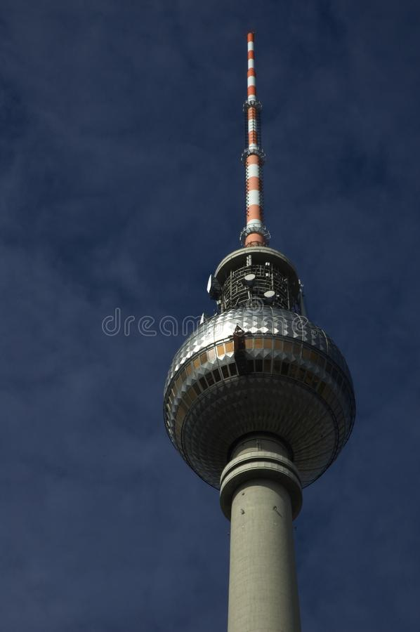 Download Berlin Fernsehturm Royalty Free Stock Photos - Image: 26136088
