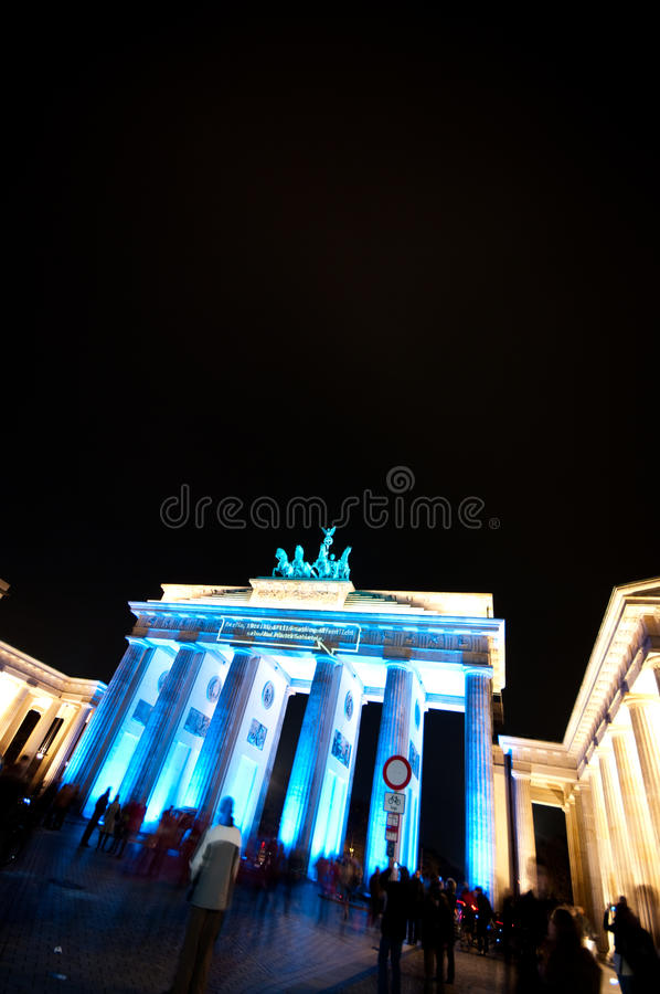 Download Berlin, Festival Of Lights Editorial Photography - Image: 16709972
