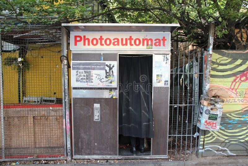 Berlin fotoask royaltyfria foton