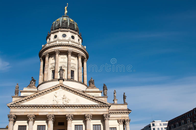 Download Berlin, French cathedral stock photo. Image of franzosischer - 16665504
