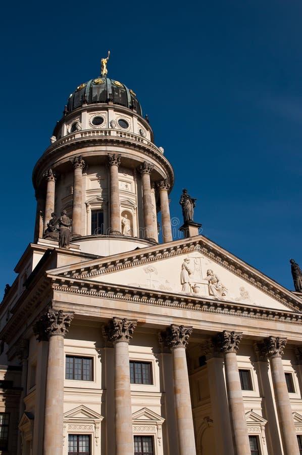 Berlin Gendarmenmarkt Dome stock photography