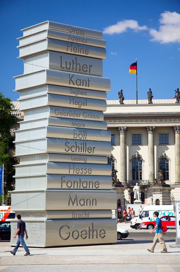 Download Berlin, German Authors Editorial Image - Image: 18248170