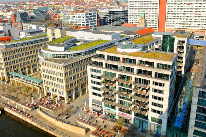 berlin Germany fotografia stock
