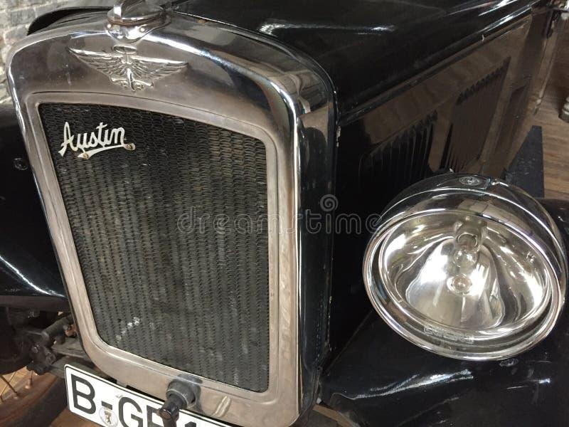 Vintage Austin car editorial image. Image of auto, cars - 114560585