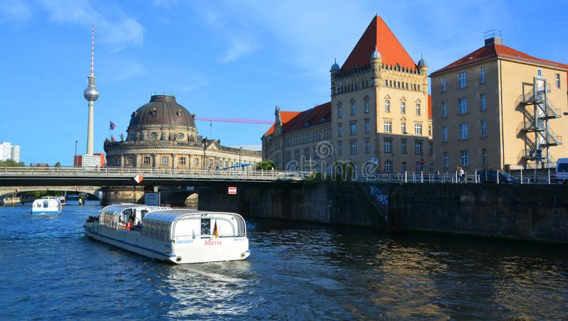 Bode Museum stock photo