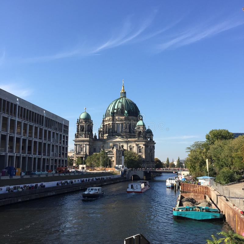 Berlin Germany Opera Historic Buildings image libre de droits
