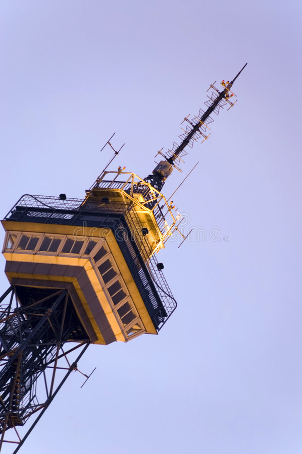 Berlin Germany Radio Tower Royalty Free Stock Image
