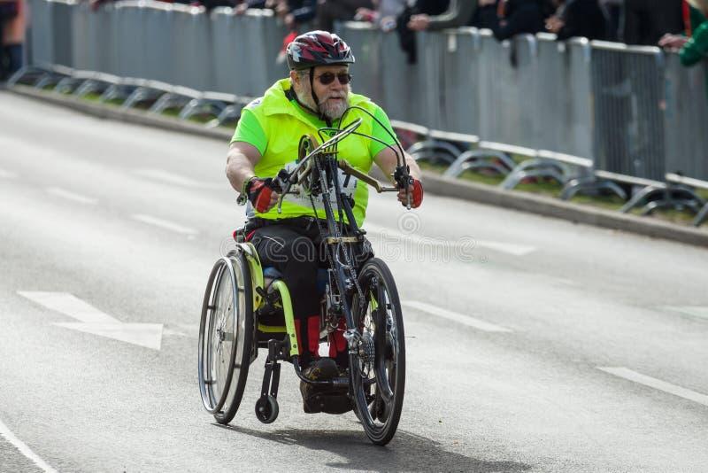 Berlin Half Marathon anual berlim germany fotografia de stock royalty free