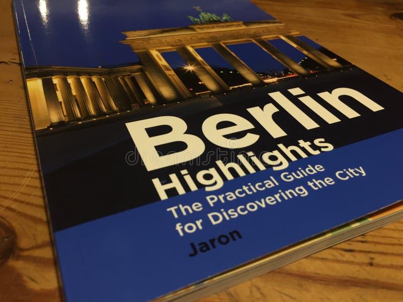 Berlin Highlights : Le guide pratique pour découvrir la ville images stock