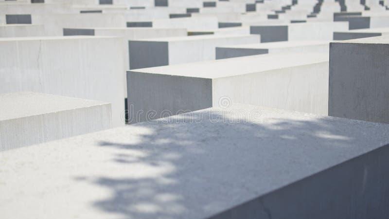 Berlin Holocaust Memorial imagens de stock