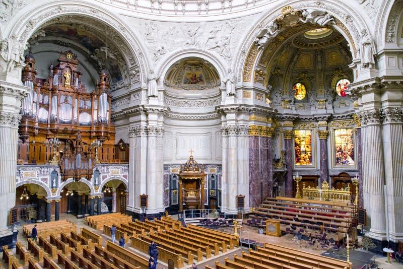 berlin katedra Germany obraz royalty free