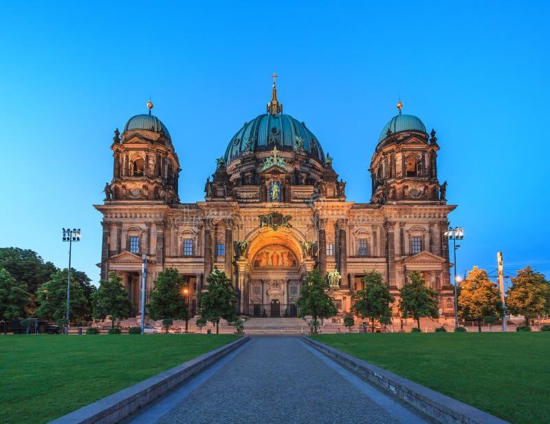 Berlin-Kathedrale, Deutschland stockfotos
