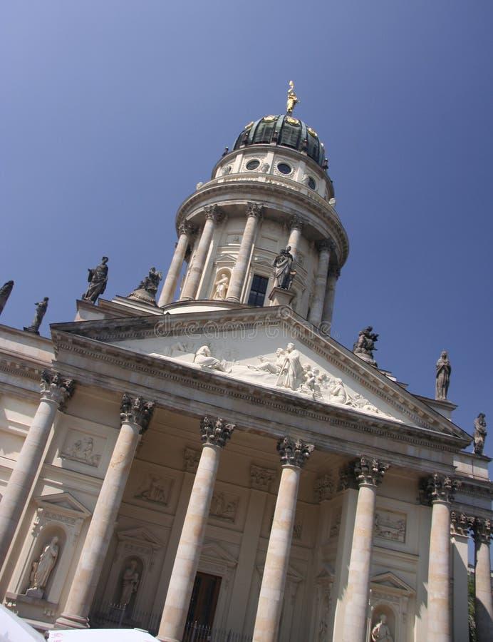berlin kyrka royaltyfria bilder