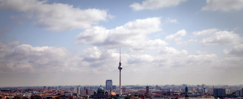 Berlin royalty free stock image
