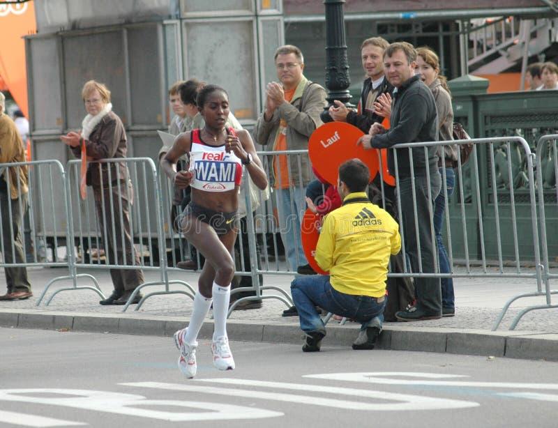 Berlin Marathon royalty-vrije stock fotografie