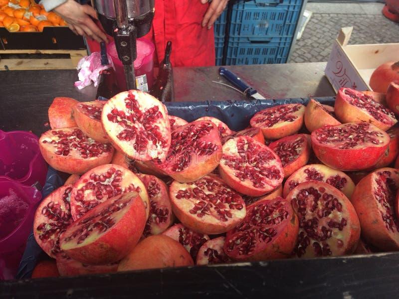 Berlin Market fotografia de stock royalty free