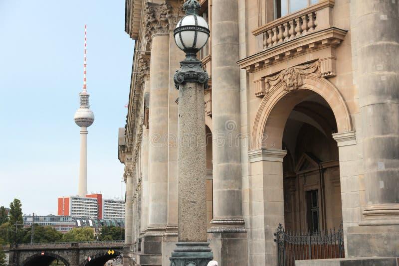 Berlin-Marksteine lizenzfreie stockfotos