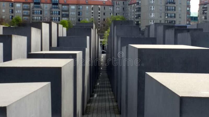 Berlin memorial royalty free stock image