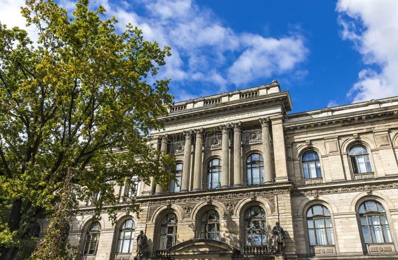 Berlin Museum der Naturgeschichte, Deutschland lizenzfreie stockfotos