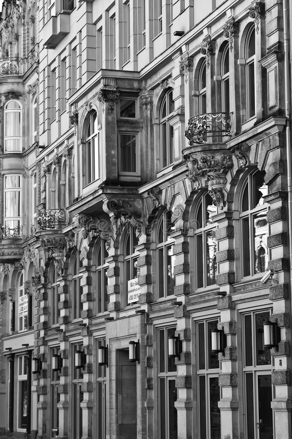 Berlin old building royalty free stock images