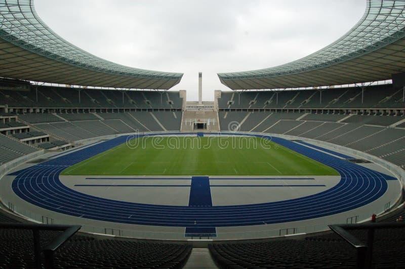 berlin olympiastadion obrazy royalty free