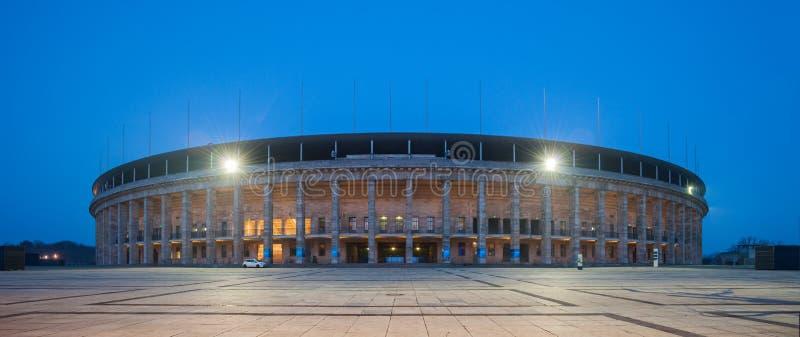 Berlin Olympic Stadium (Olympiastadion) fotografia de stock royalty free