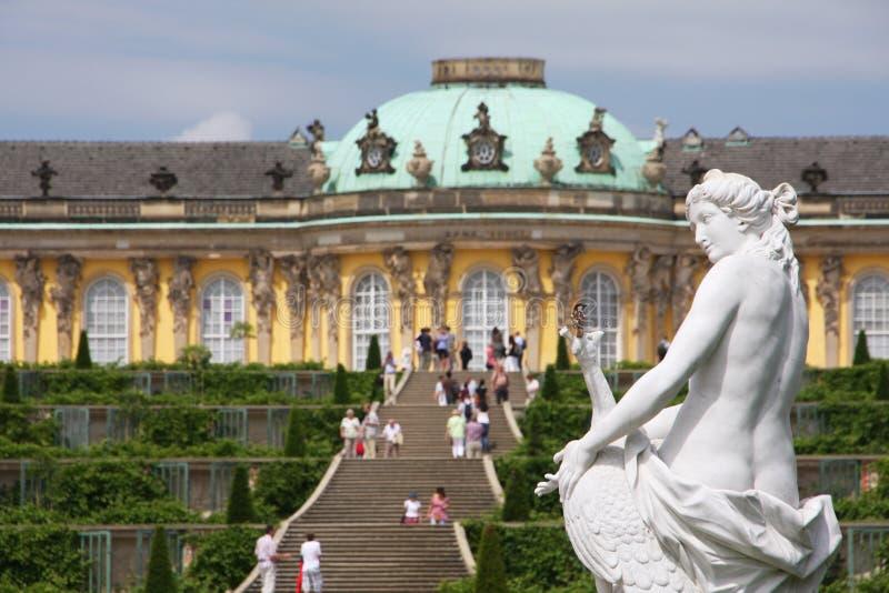 Berlin-Palast stockbilder