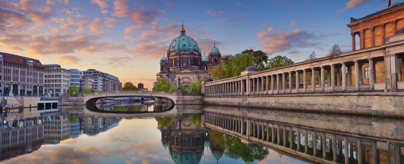 Berlin. royalty free stock images