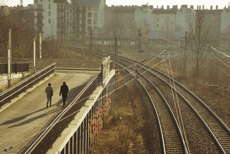 Berlin, Poślubia zdjęcia stock