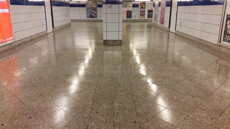 berlin pod ziemią zdjęcia stock
