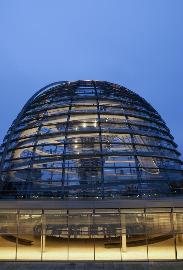 Berlin Reichstag stockfotografie