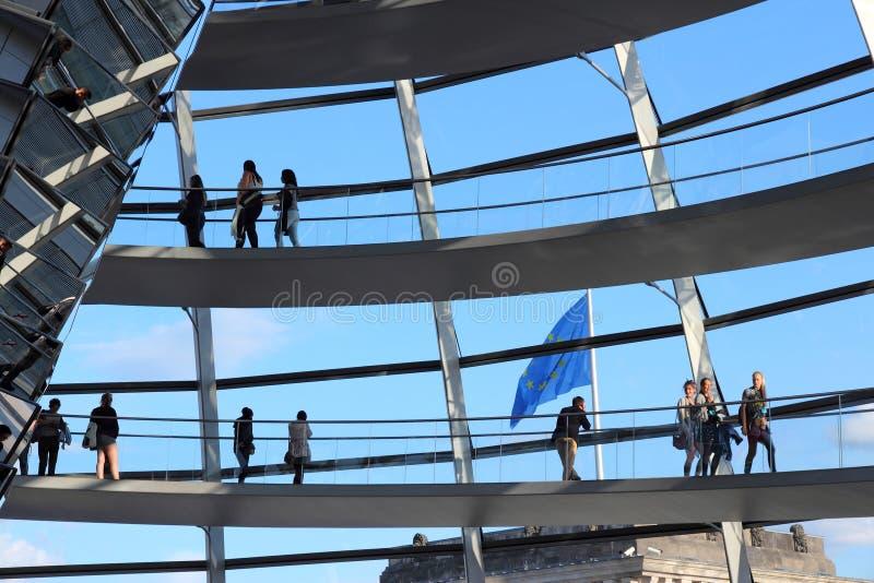 Berlin Reichstag photographie stock