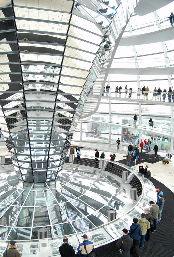 Berlin, Reichstag building stock photos