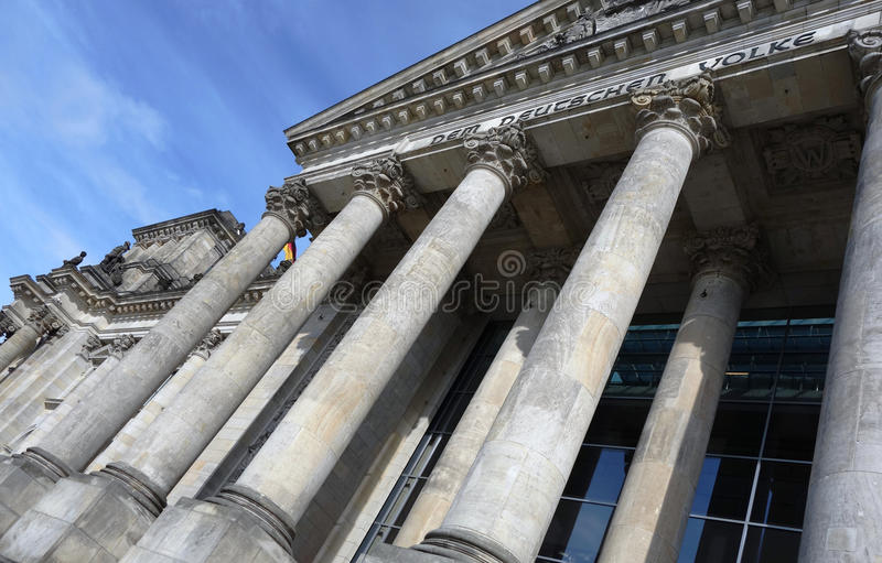Download Berlin Reichstag stock photo. Image of historical, berlin - 39502860