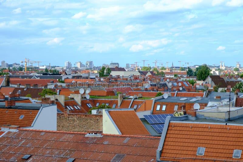 Berlin Rooftops immagini stock