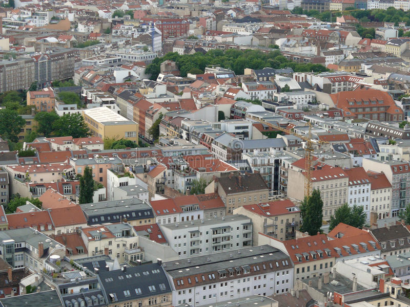 Download Berlin Skyline stock photo. Image of panorama, architecture - 13292650
