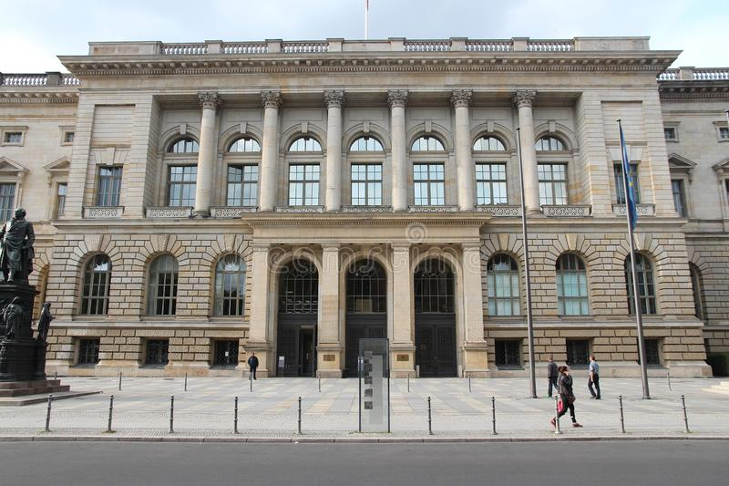 Berlin State Parliament photos libres de droits