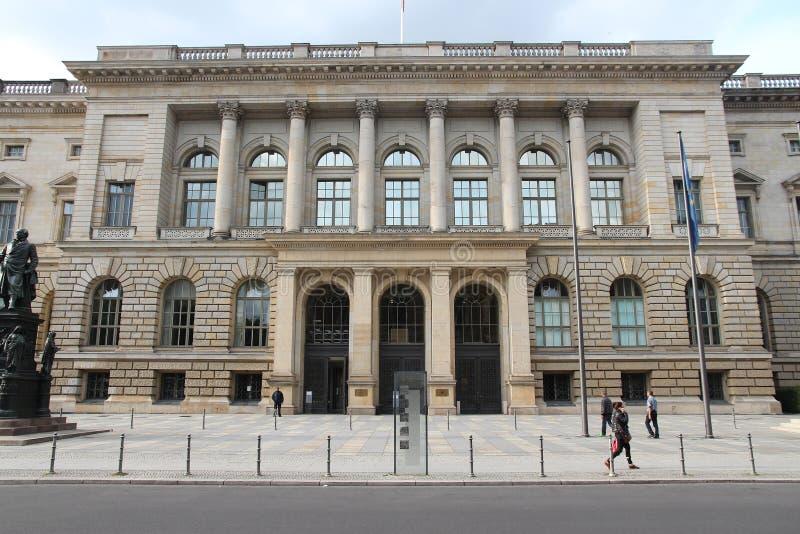 Berlin State Parliament fotografie stock libere da diritti
