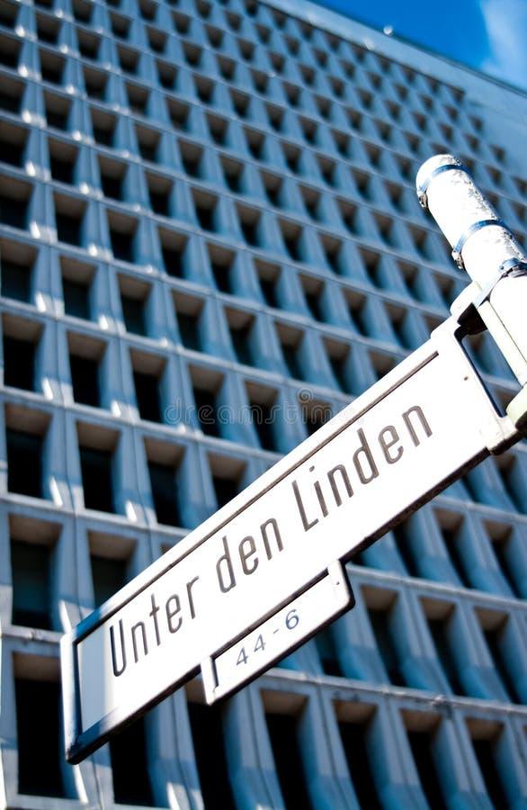 Berlin street stock photography